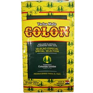 COLON ESPECIAL YERBA MATE  500g